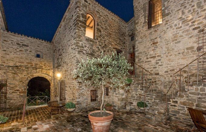 Wedding in the Green hills by Relais I' Antico Convento - 003