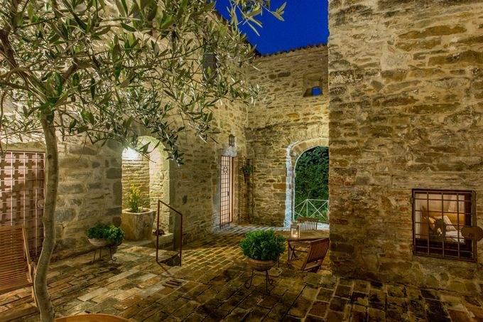 Wedding in the Green hills by Relais I' Antico Convento - 004