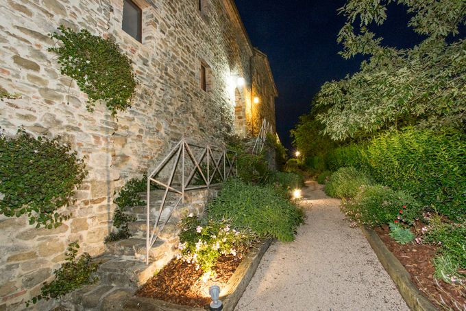 Wedding in the Green hills by Relais I' Antico Convento - 005