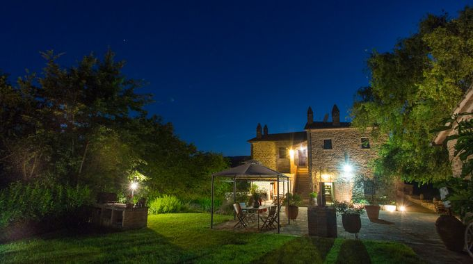 Wedding in the Green hills by Relais I' Antico Convento - 006