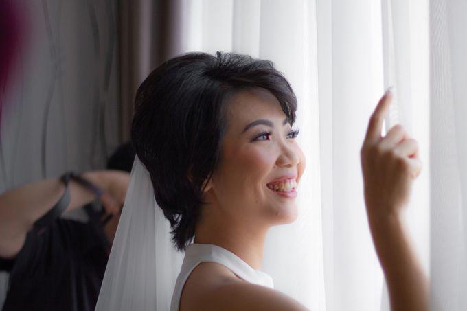 Brian & Flo - 6 July 2019 - Teraskita Hotel Jakarta by Dafam by Kezia Kartika - 001