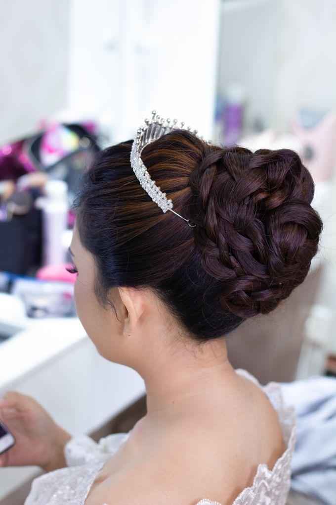 BRIDE LOOK by Kezia Kartika - 006