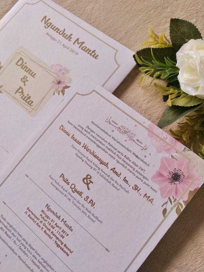 Dinnu & Prita - Invitations Hard Cover Cutting by Keeano Project - 003