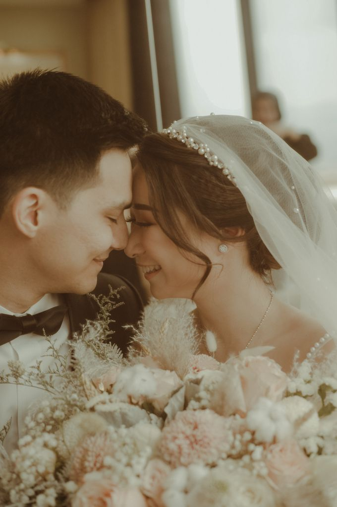 Aldo & Vebi Wedding by Fuchsia Decoration - 023