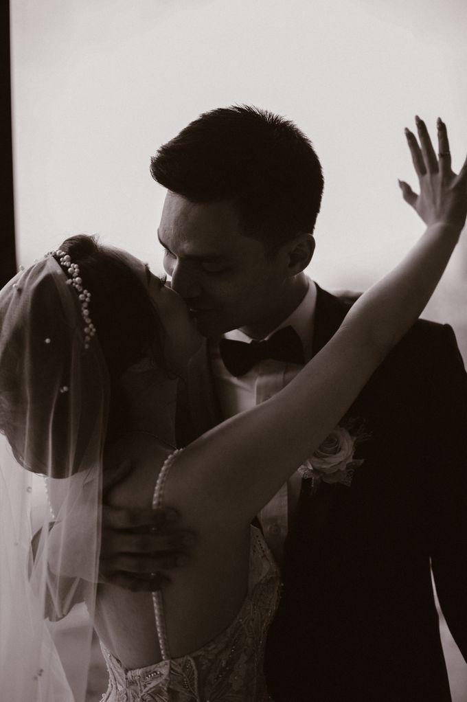 Aldo & Vebi Wedding by Fuchsia Decoration - 029