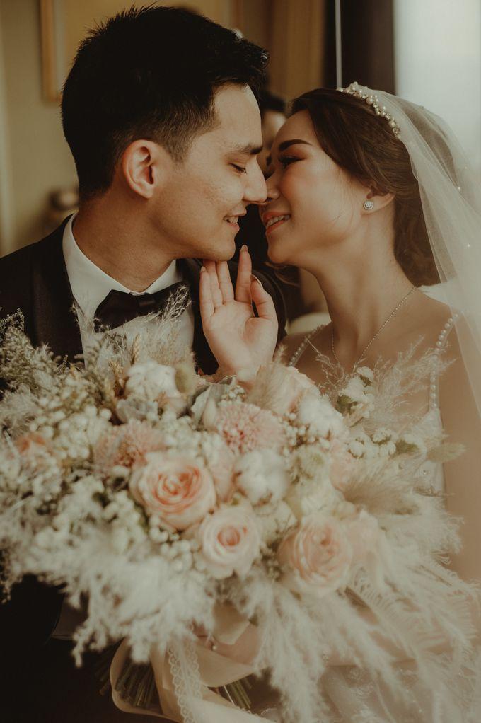 Aldo & Vebi Wedding by Fuchsia Decoration - 030