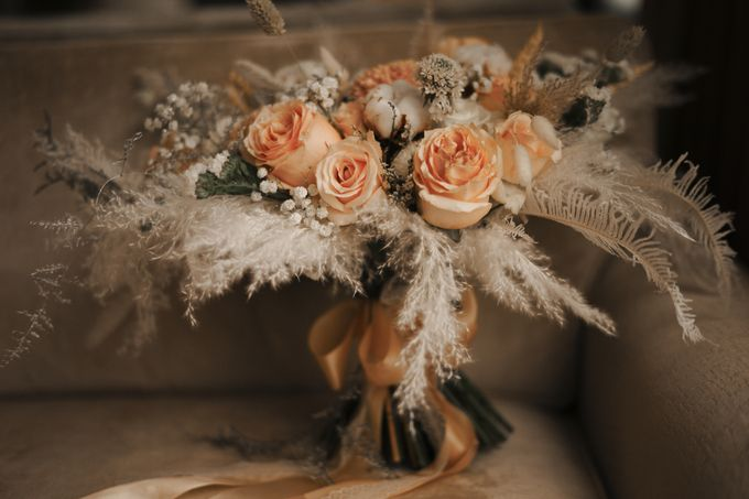 Aldo & Vebi Wedding by Fuchsia Decoration - 031