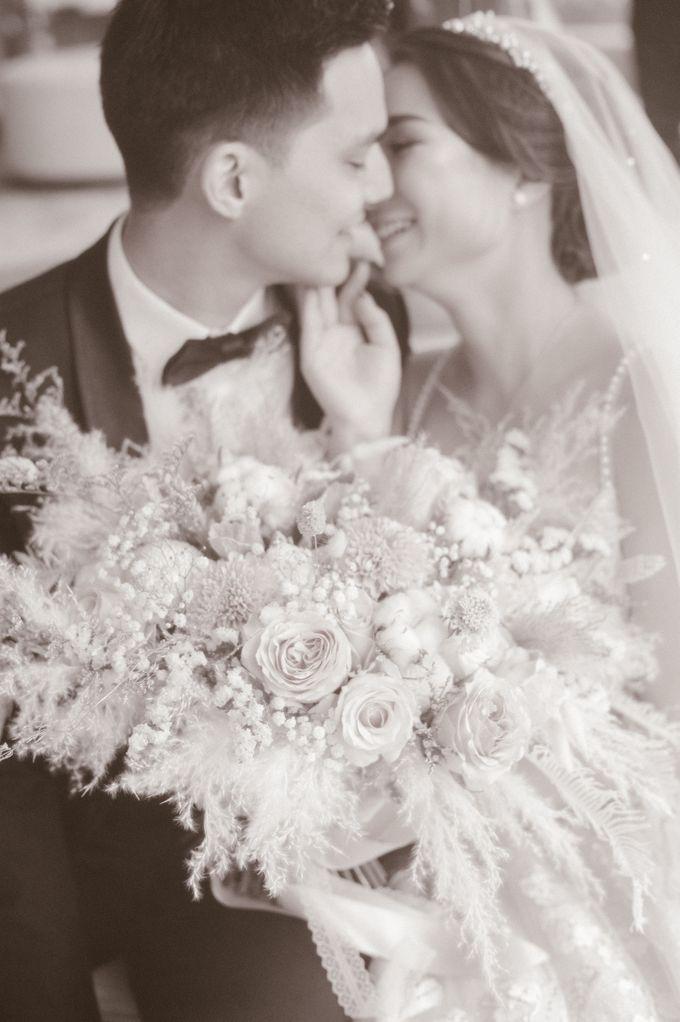 Aldo & Vebi Wedding by Fuchsia Decoration - 032