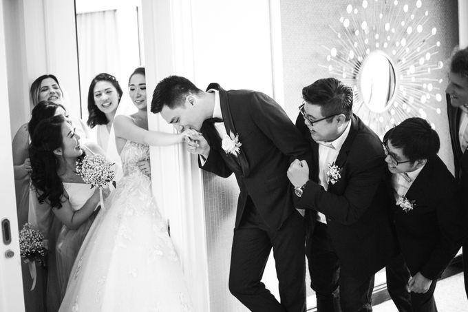 Aldo & Vebi Wedding by Fuchsia Decoration - 033