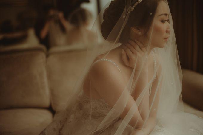 Aldo & Vebi Wedding by PRIDE Organizer - 034