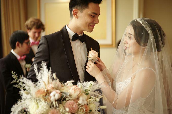 Aldo & Vebi Wedding by Fuchsia Decoration - 037