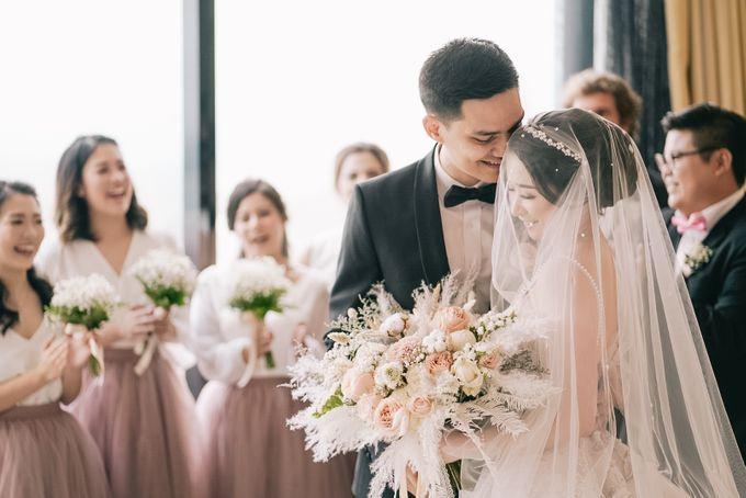 Aldo & Vebi Wedding by PRIDE Organizer - 039