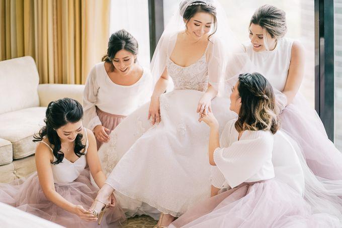 Aldo & Vebi Wedding by PRIDE Organizer - 040