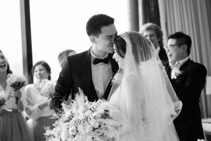Aldo & Vebi Wedding by Fuchsia Decoration - 042