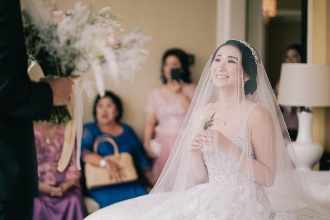 Aldo & Vebi Wedding by Fuchsia Decoration - 043
