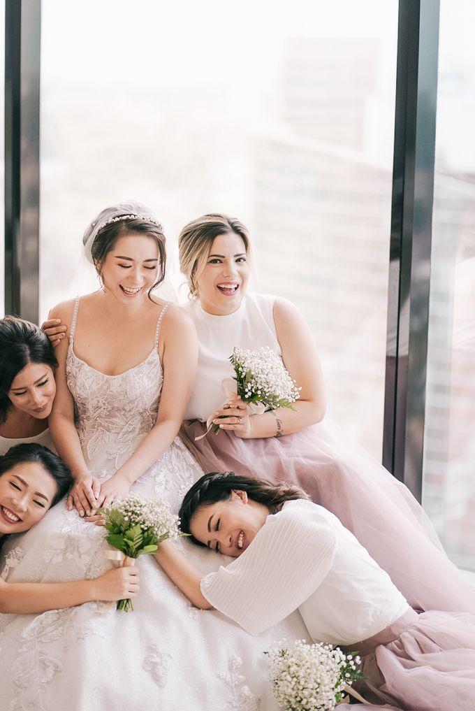Aldo & Vebi Wedding by PRIDE Organizer - 045
