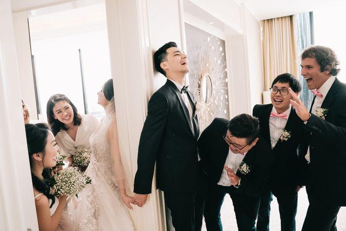 Aldo & Vebi Wedding by PRIDE Organizer - 047