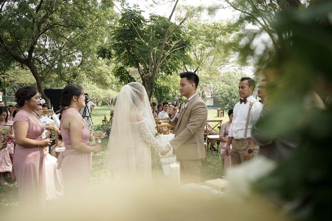 Ceremony Wedding Revi & Angel 19 Mei 2019 by Priceless Wedding Planner & Organizer - 006