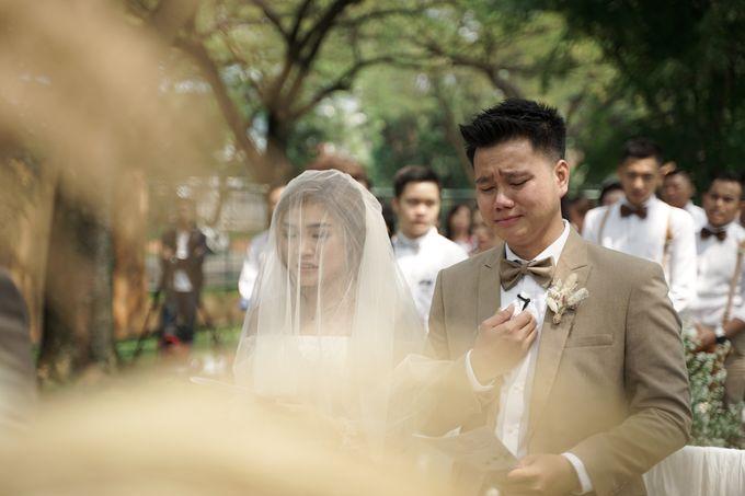 Ceremony Wedding Revi & Angel 19 Mei 2019 by Priceless Wedding Planner & Organizer - 004