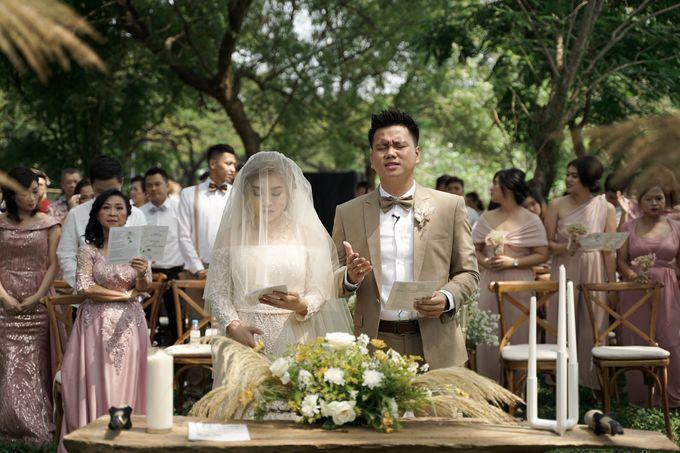 Ceremony Wedding Revi & Angel 19 Mei 2019 by Priceless Wedding Planner & Organizer - 011