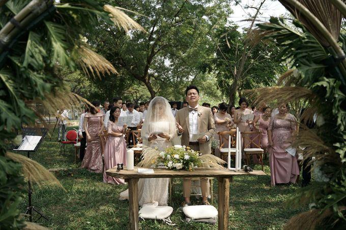 Ceremony Wedding Revi & Angel 19 Mei 2019 by Priceless Wedding Planner & Organizer - 008