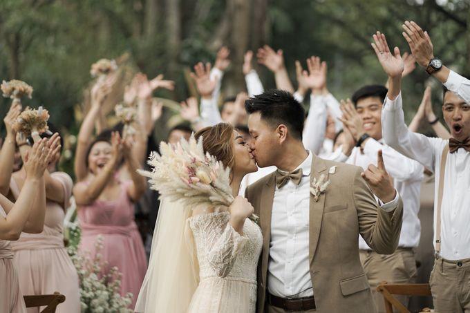 Ceremony Wedding Revi & Angel 19 Mei 2019 by Priceless Wedding Planner & Organizer - 002