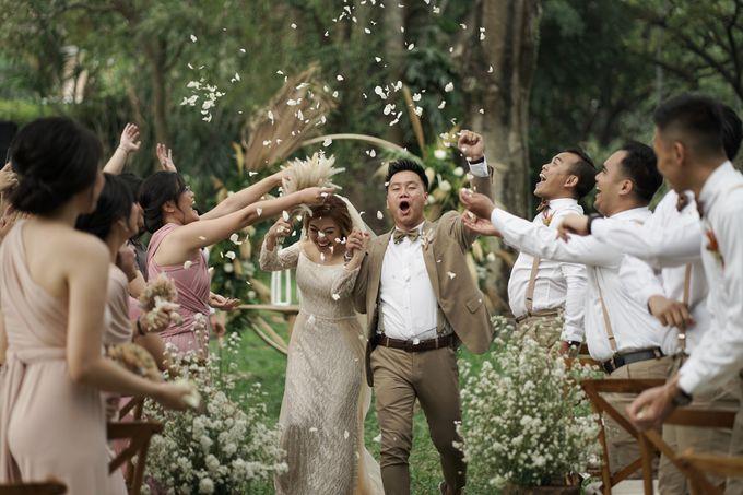 Ceremony Wedding Revi & Angel 19 Mei 2019 by Priceless Wedding Planner & Organizer - 003