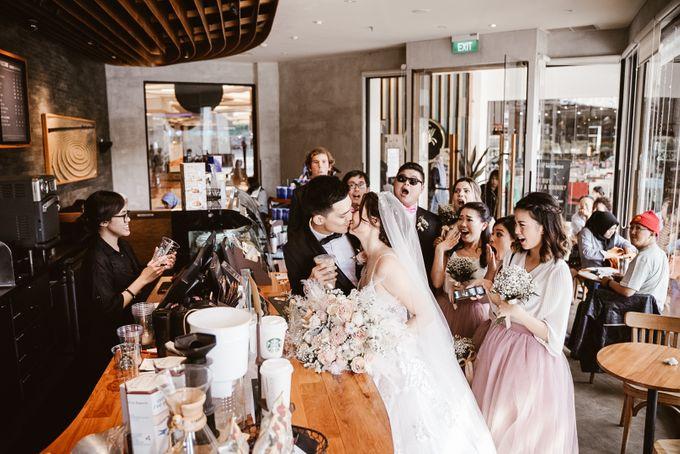 Aldo & Vebi Wedding by Fuchsia Decoration - 005