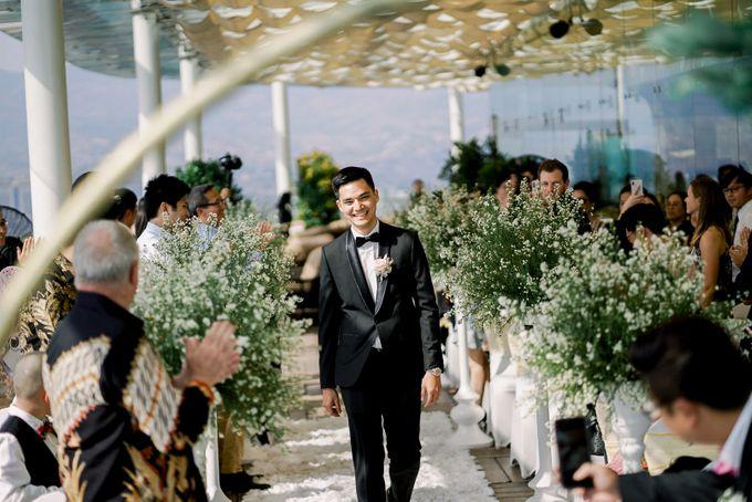 Aldo & Vebi Wedding by Fuchsia Decoration - 007