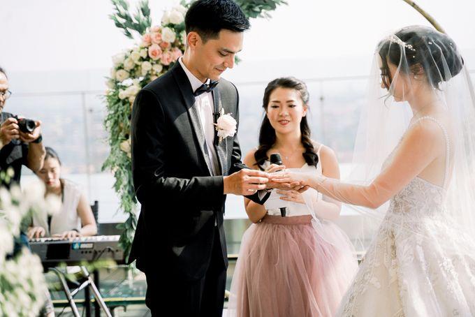 Aldo & Vebi Wedding by Fuchsia Decoration - 010