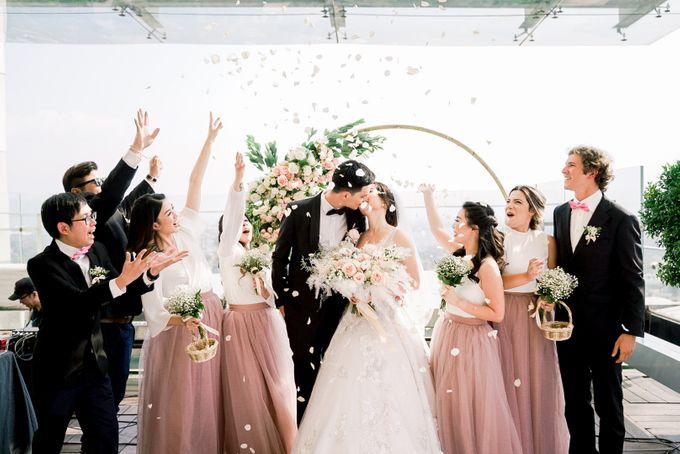 Aldo & Vebi Wedding by PRIDE Organizer - 011