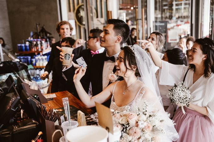 Aldo & Vebi Wedding by Fuchsia Decoration - 012