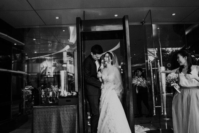 Aldo & Vebi Wedding by Fuchsia Decoration - 014
