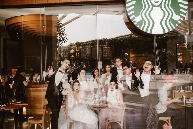 Aldo & Vebi Wedding by Fuchsia Decoration - 015