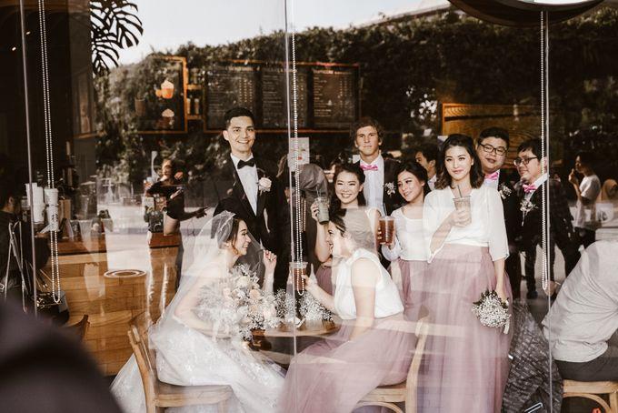 Aldo & Vebi Wedding by Fuchsia Decoration - 016