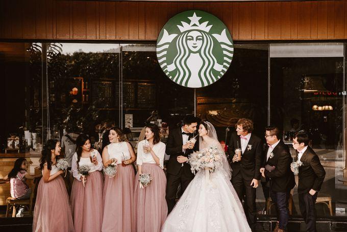 Aldo & Vebi Wedding by PRIDE Organizer - 017