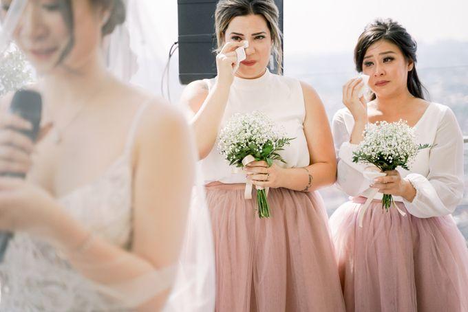 Aldo & Vebi Wedding by PRIDE Organizer - 018
