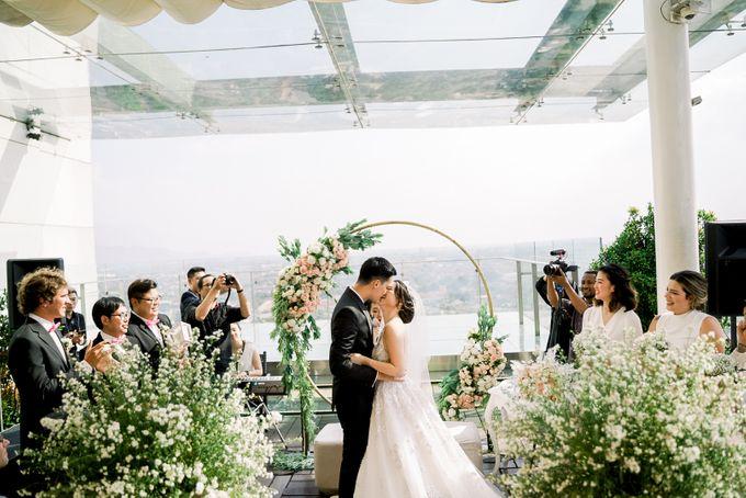 Aldo & Vebi Wedding by Fuchsia Decoration - 019