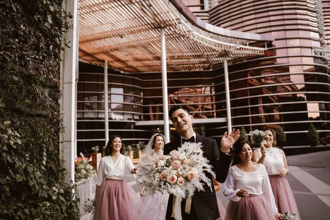 Aldo & Vebi Wedding by Fuchsia Decoration - 020