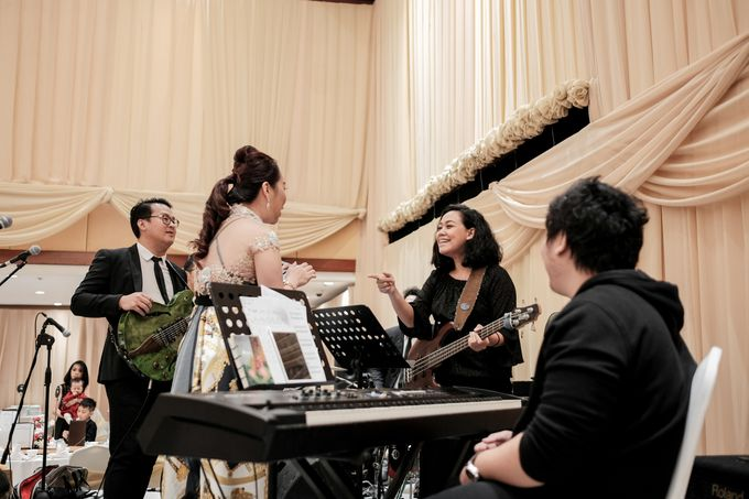 Wedding Andrew & Marlisa by Hotel Borobudur Jakarta - 003