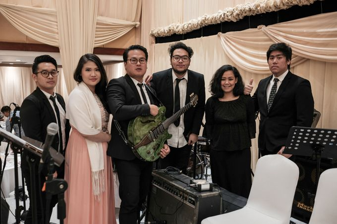 Wedding Andrew & Marlisa by Hotel Borobudur Jakarta - 006