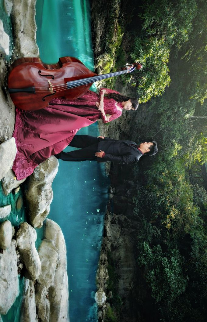Prewedding Outdoor by PANORAMA PHOTOGRAPHY - 002