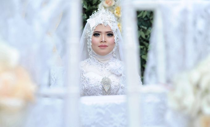 The Wedding Of Rosyid & Riska by PANORAMA PHOTOGRAPHY - 001
