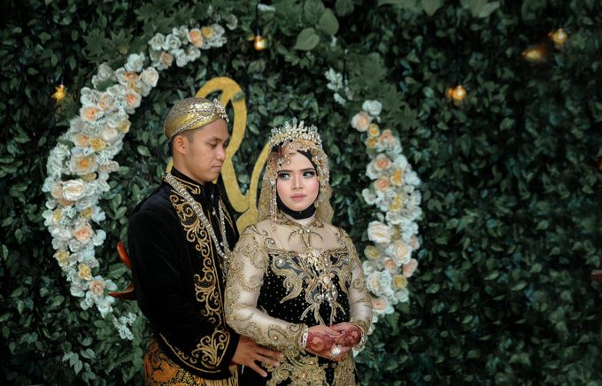 The Wedding Of Rosyid & Riska by PANORAMA PHOTOGRAPHY - 003