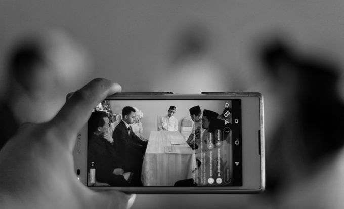 The Wedding Of Rosyid & Riska by PANORAMA PHOTOGRAPHY - 002