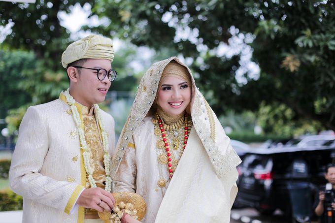 The Wedding Of R&S by Senadajiwa - 002