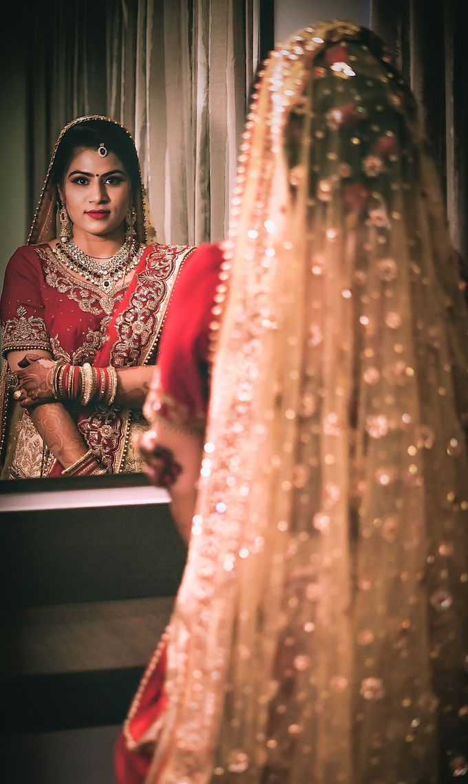 Wedding Portrait by Wedding By Cine Making - 001
