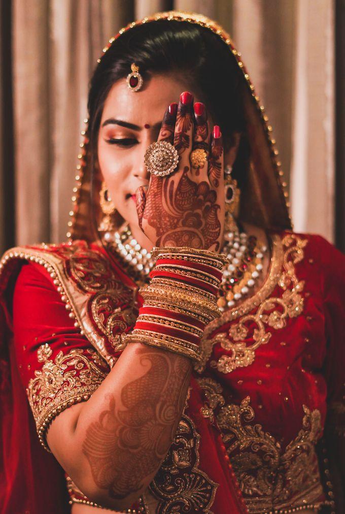 Wedding Portrait by Wedding By Cine Making - 010