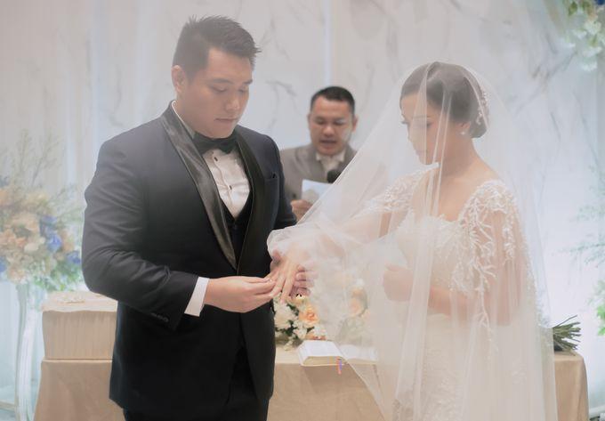 Mikhaelsa & Anthony by Concetta Wedding Organizer - 004