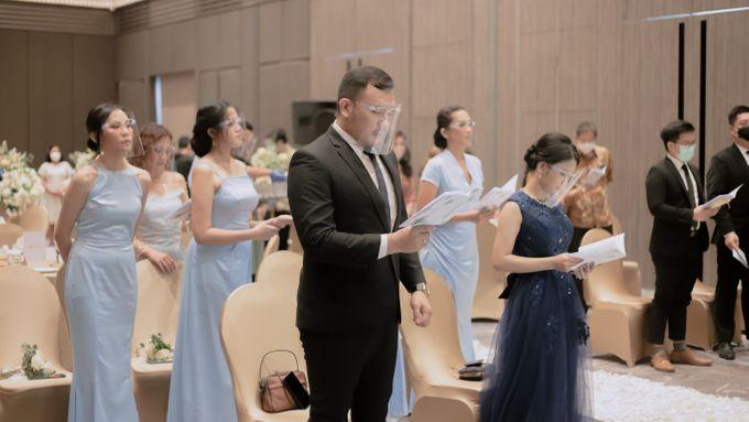 Mikhaelsa & Anthony by Concetta Wedding Organizer - 006
